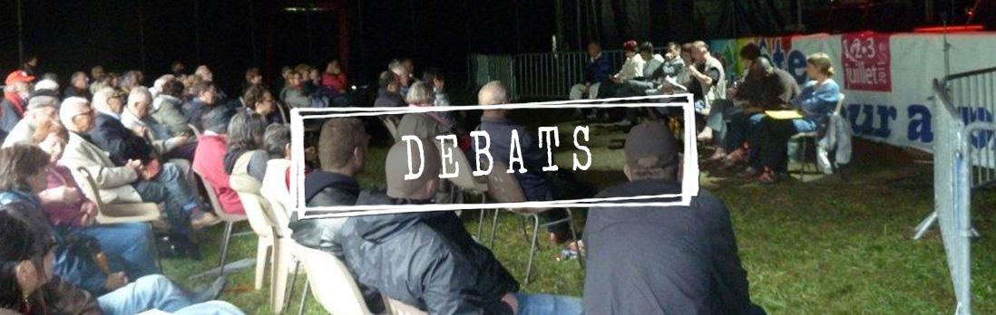 débats bannière